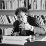 Roger Chartier par Michael Wögerbauer