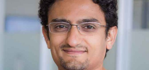 Head shot of Wael Ghonim