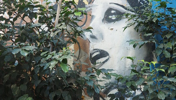 Portrait Fairouz Beyrouth